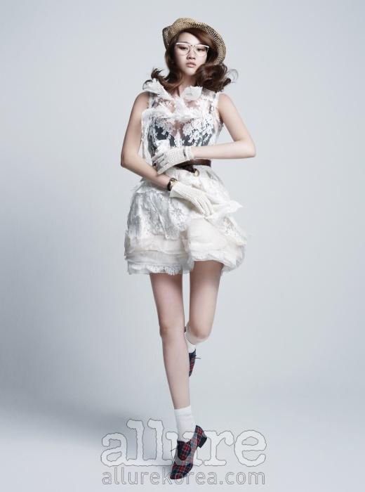 Jang Yoon Ju 2013 Jang Yoon Ju: Allure A...