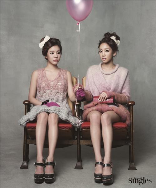 Sunny & Tae Yeon (2)