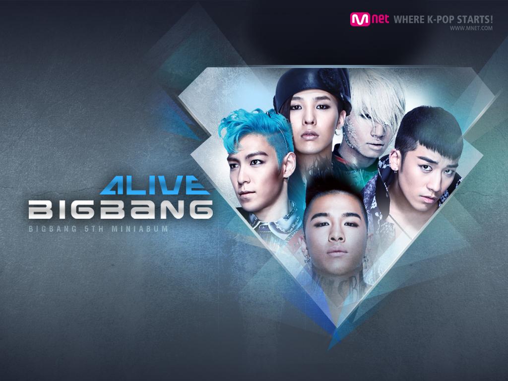 New Big Bang Wallpaper Asia 24 7