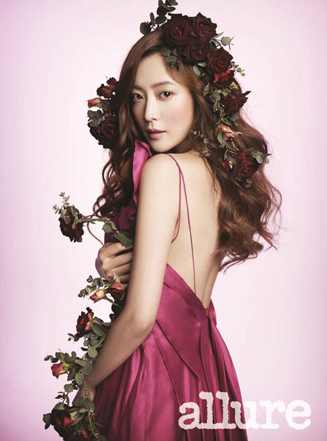 moon chae won amp kim hee sun allure may 2012 asia 24 7