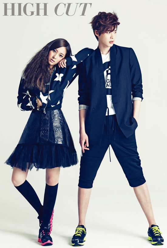 Krystal & Lee Jong Suk: High Cut, Vol. 75 – Asia 24/7