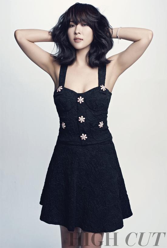 Ha Jiwon: High Cut SPECIAL BONUS PHOTO - Asia 24/7