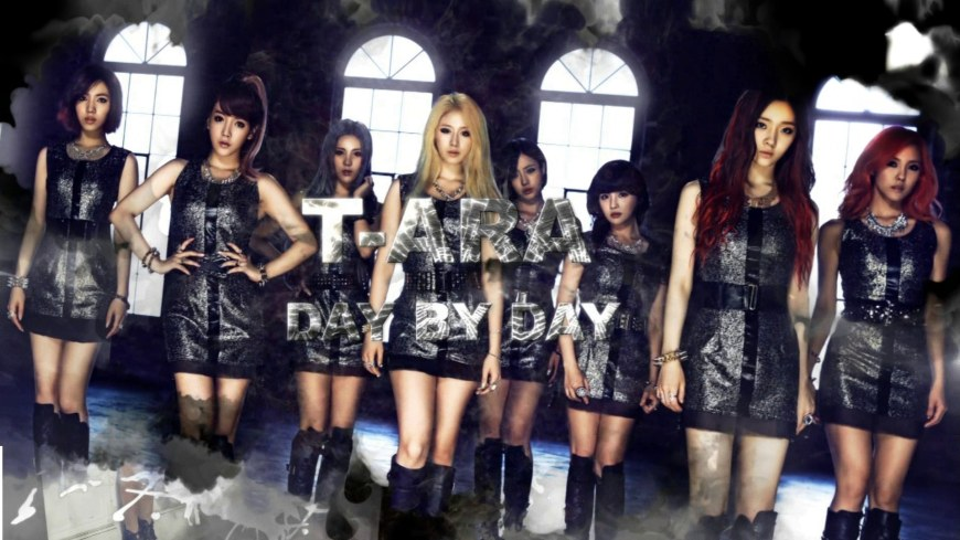 T-ara Day by Day