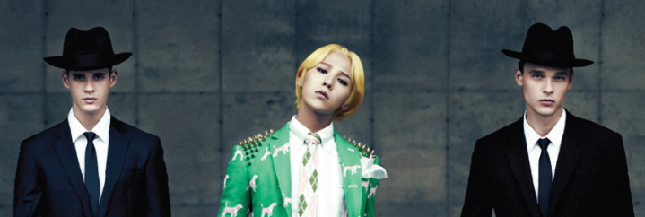 """G-Dragon Does it All for """"Crayon"""" MV – Asia 24/7"""