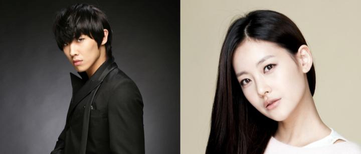 Lee Joon & Oh Yeon Seo