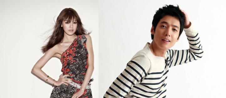 Soo Young & Jung Kyung Ho