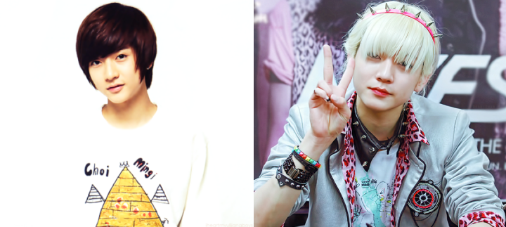 Ren Before and After