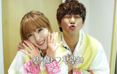 Sunhwa & Kwanghee