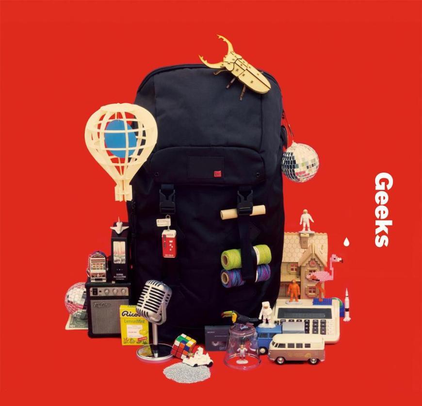 1집 - Backpack
