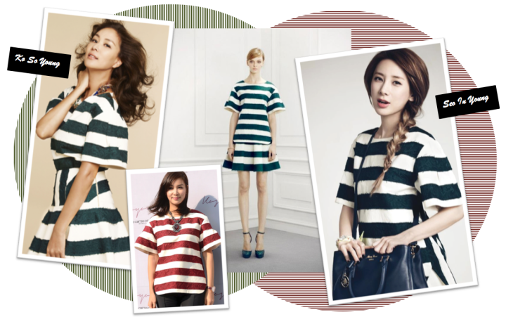Who Wore It Better? (Ko So Young vs. Seo In Young)
