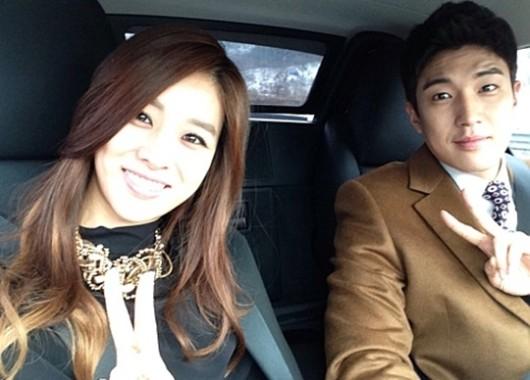 Jang Shin Young & Kang Kyun Joon