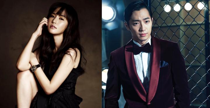 Gong Hyun Joo & Lee Sang Yup