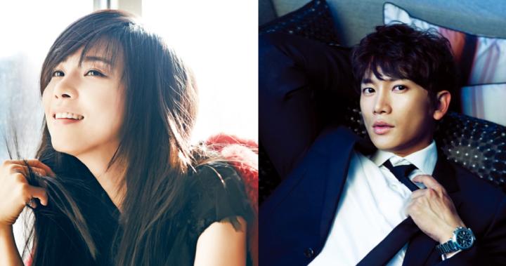 Ji Seong & Lee Bo Young