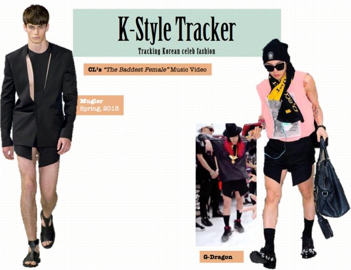 K-Style Tracker [G-Dragon- The Baddest Female]