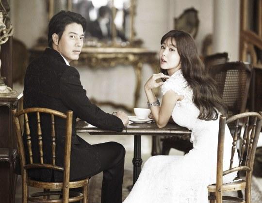 Han Jae Suk & Park Sol Mi