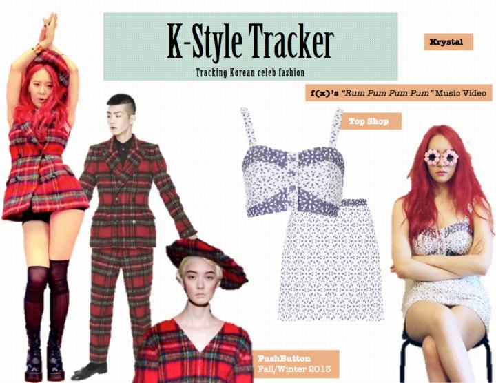 K-Style Tracker [Krystal- Rum Pum Pum Pum]