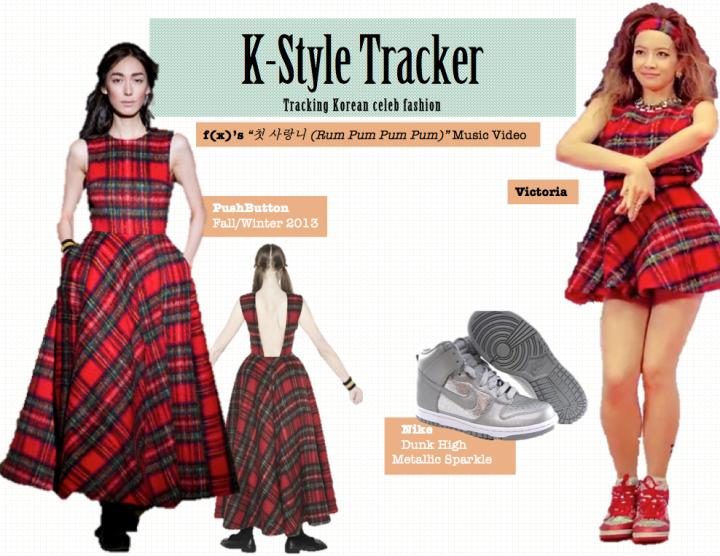 K-Style Tracker [Victoria- Rum Pum Pum Pum]