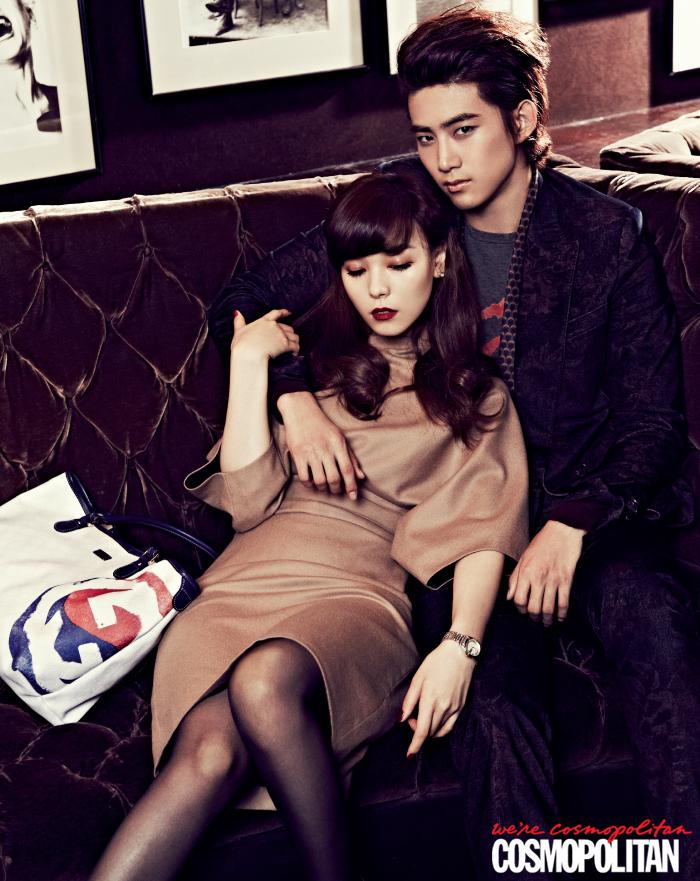 Taecyeon & Sunye