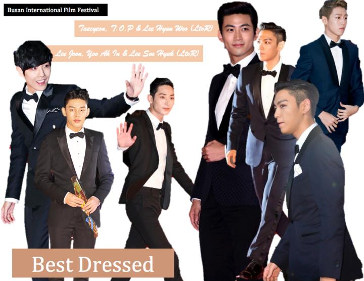 Best Dressed [Busan International Film Festival] (2)