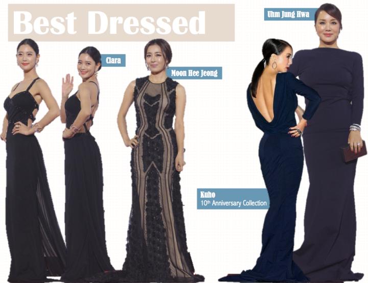 Best Dressed [50th Daejong Film Awards]