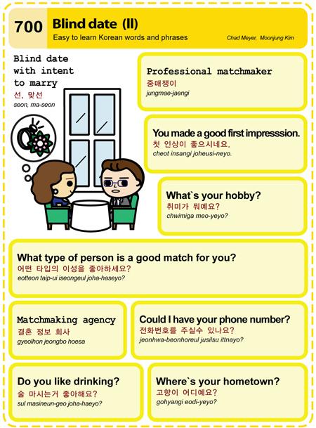 blind dating på koreansk orgie USA cc
