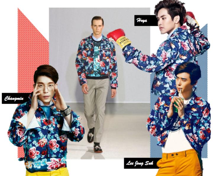 Who Wore It Better? (Changmin vs. Lee Jong Suk vs. Hoya) [Wooyoungmi] {*}