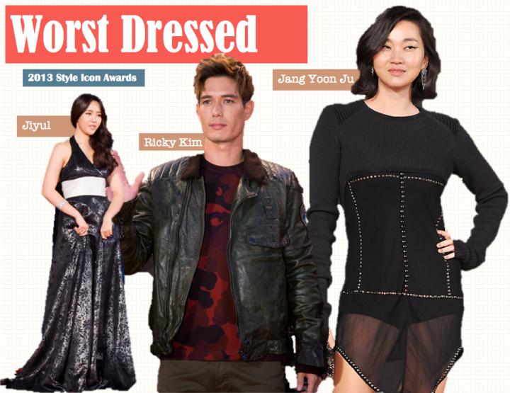 Worst Dressed [2013 Style Icon Awards] (2)