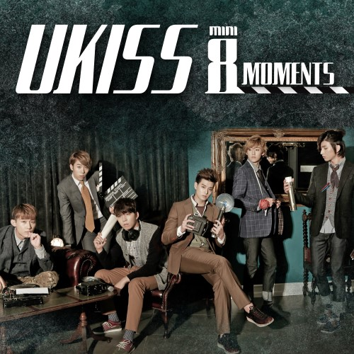 8th Mini Album- Moments