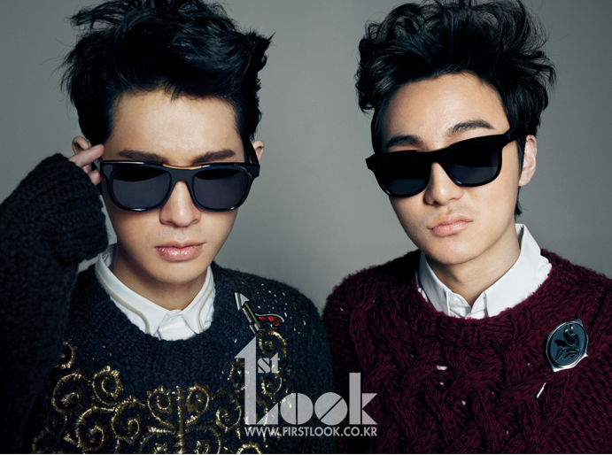 Roy Kim & Jung Jun Young