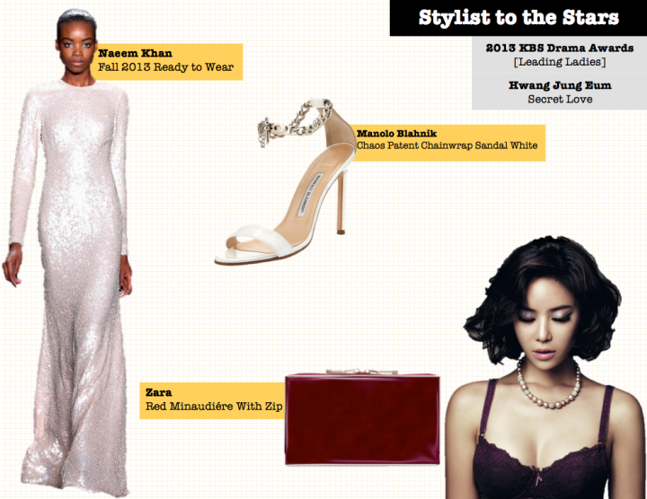 Stylist to the Stars [Hwang Jung Eum]