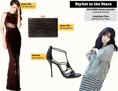 Stylist to the Stars [Jung Ryeo Won]