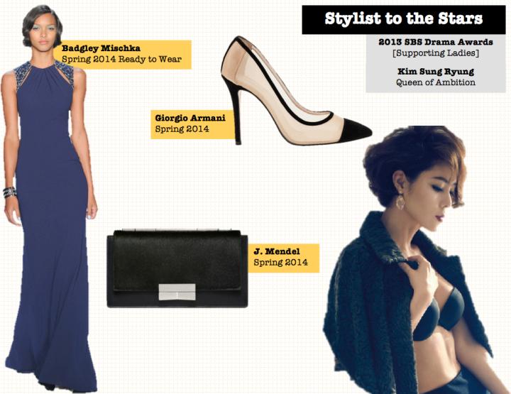 Stylist to the Stars [Kim Sung Ryung]