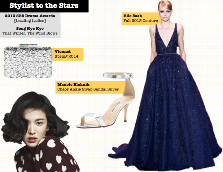 Stylist to the Stars [Song Hye Kyo]