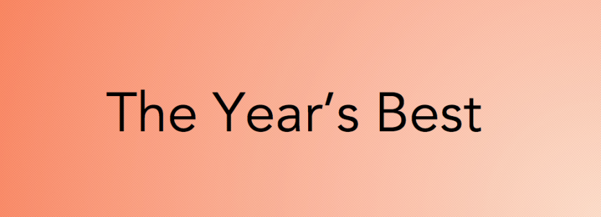 The Year's Best