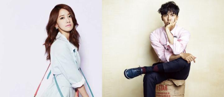 YoonA & Lee Seung Gi