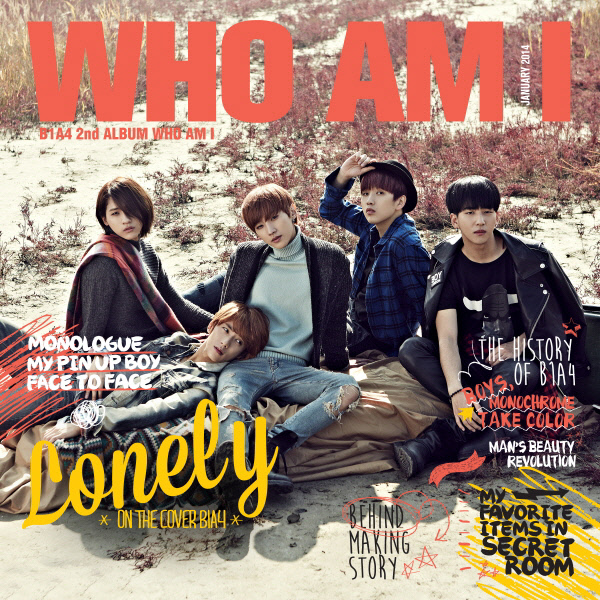 2집 - Who Am I