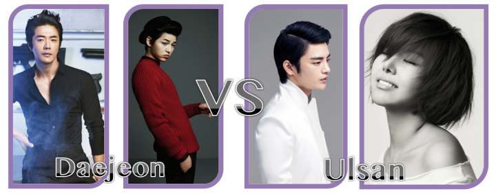 Daejeon vs. Ulsan