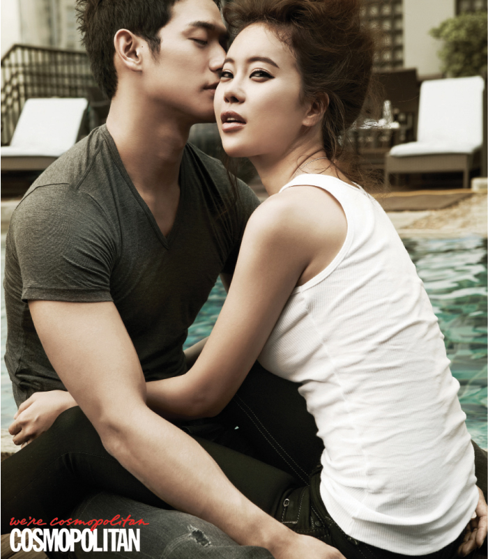Jung Suk Won & Baek Ji Young