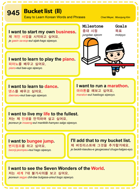 Bucket List (2)