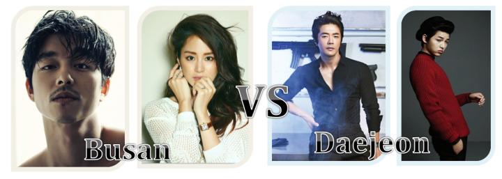 Busan vs. Daejeon