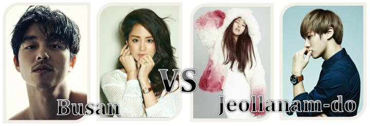Busan vs. Jeollanam-do