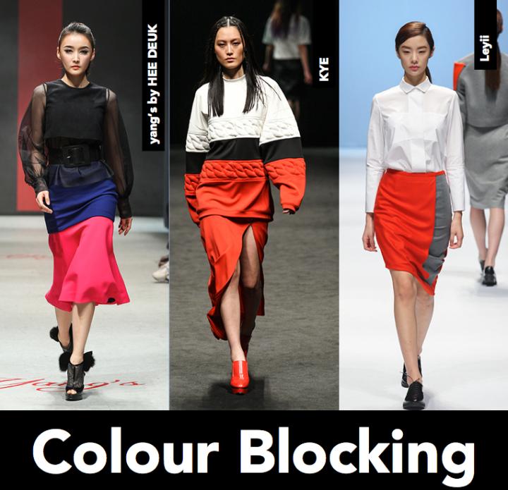 SFW 2014 [Colour Blocking]