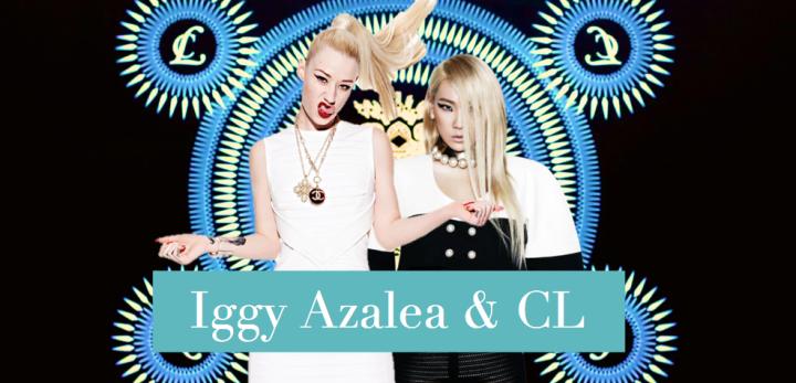 Iggy Azalea & CL
