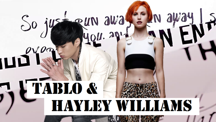 Tablo & Hayley Williams
