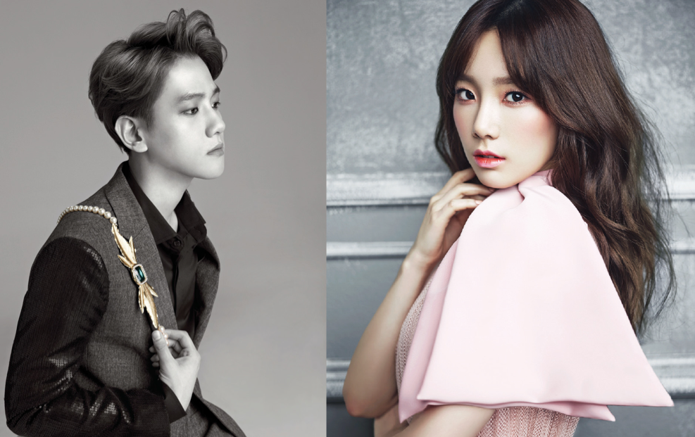 baekhyun and taeyeon relationship quizzes