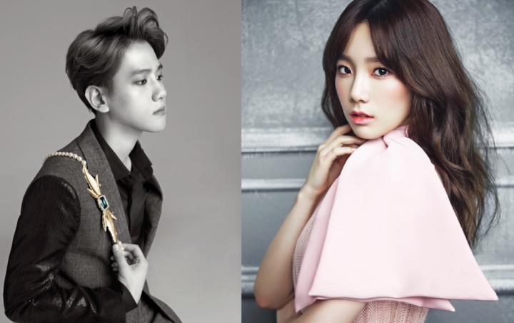 Taeyeon & Baekhyun