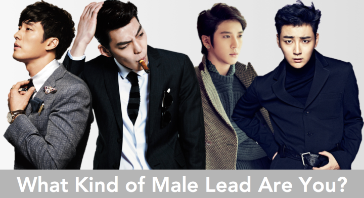 What Kind of Male Lead Are You?