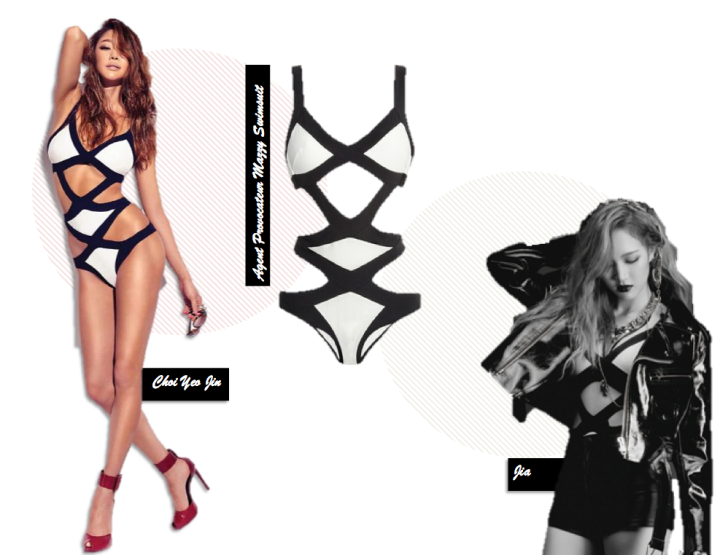 Who Wore It Better [Choi Yeo Jin vs. Jia] (Agent Provocateur)