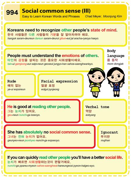 Social Common Sense (3)