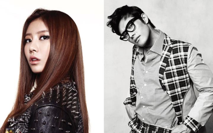 Dahee & Lee Byung Hun